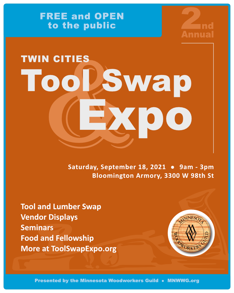 Twin Cities Tool Swap and Expo